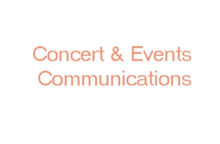 Concert & Events Communications